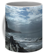 Ocean Beach Pacific Northwest Coffee Mug