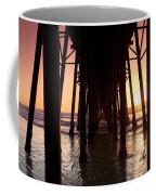 Oceanside Pier Tunnel Coffee Mug