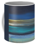 Ocean Blue 2 Coffee Mug by Linda Woods