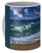 Ocean Blue Morning 2 Coffee Mug