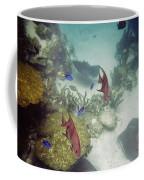 Ocean Bottom Coffee Mug