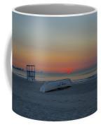 Ocean City New Jersey Sunrise Coffee Mug