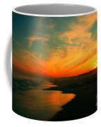 Ocean City Nj Sunset Coffee Mug