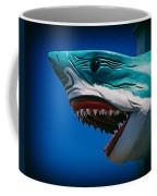 Ocean City Shark Attack Coffee Mug