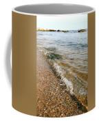 Ocean Curl Coffee Mug