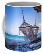 Ocean Front Hammock Coffee Mug