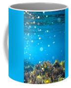Ocean Garden Coffee Mug by Stelios Kleanthous