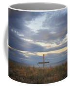 Ocean Grove Nj Beach Cross Coffee Mug