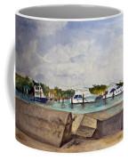 Ocean Inlet Marina Coffee Mug