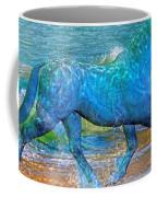 Ocean Of One I Of II Coffee Mug