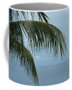 Ocean Palm Coffee Mug