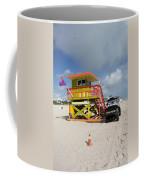 Ocean Rescue Miami Coffee Mug