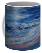 Ocean Shoreline Coffee Mug