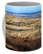 Ocean Shores Boardwalk Coffee Mug