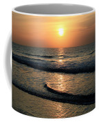 Ocean Sunrise Over Myrtle Beach Coffee Mug