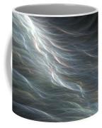 Ocean Swell Fractal Coffee Mug