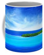 Ocean Tropical Island Coffee Mug