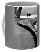 Ocean Walk Coffee Mug