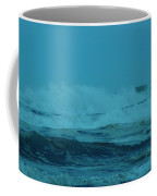 Ocean Waves Incoming Coffee Mug