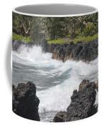 Ocean White Water Coffee Mug