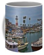 Oceanside Harbor Coffee Mug