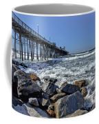 Oceanside Rocks Coffee Mug