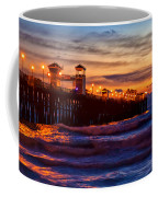Oceanside Sunset IIi Coffee Mug