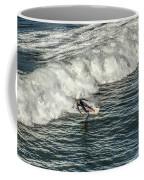 Oceanside Surfer 3 Coffee Mug
