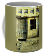 Ochre Wall 03 Coffee Mug