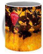 Ochre Wall Silk Lantern 02 Coffee Mug