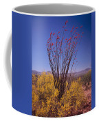 Ocotillo And Palo Verde Coffee Mug