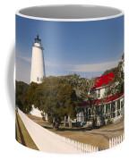 Ocracoke Island Lighthouse Img 3529 Coffee Mug
