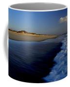 Ocracoke Surf Coffee Mug