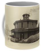 Octagon House  17739b Coffee Mug