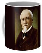 Octave Chanute (1832-1910) Coffee Mug