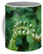 Octo-fern Coffee Mug