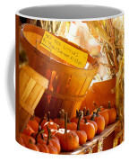 October Market Coffee Mug
