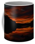 October Red Coffee Mug