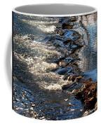 October Shimmers Coffee Mug