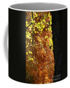 October Tree Coffee Mug