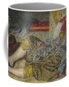 Odalisque Coffee Mug by Pierre Auguste Renoir