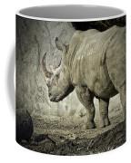 Odd-toed Rhino Coffee Mug