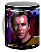Ode To Star Trek Coffee Mug by John Malone