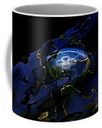 Odyssea Moon Jellyfish 1 Coffee Mug