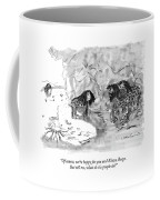 Of Course, We're Happy For You And Klaza, Beega Coffee Mug