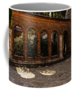 Of Courtyards And Elegant Arches  Coffee Mug