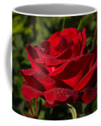 Of Red Roses And Diamonds  Coffee Mug