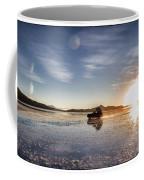 Off Road Uyuni Salt Flat Tour Select Focus Coffee Mug