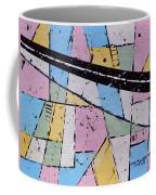 Off The Map Coffee Mug