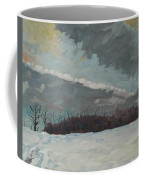 Off To See The Blizzard Coffee Mug